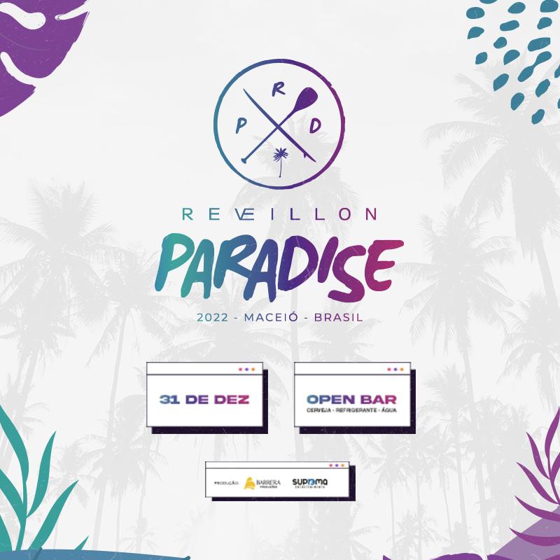 REVEILLON PARADISE 2022