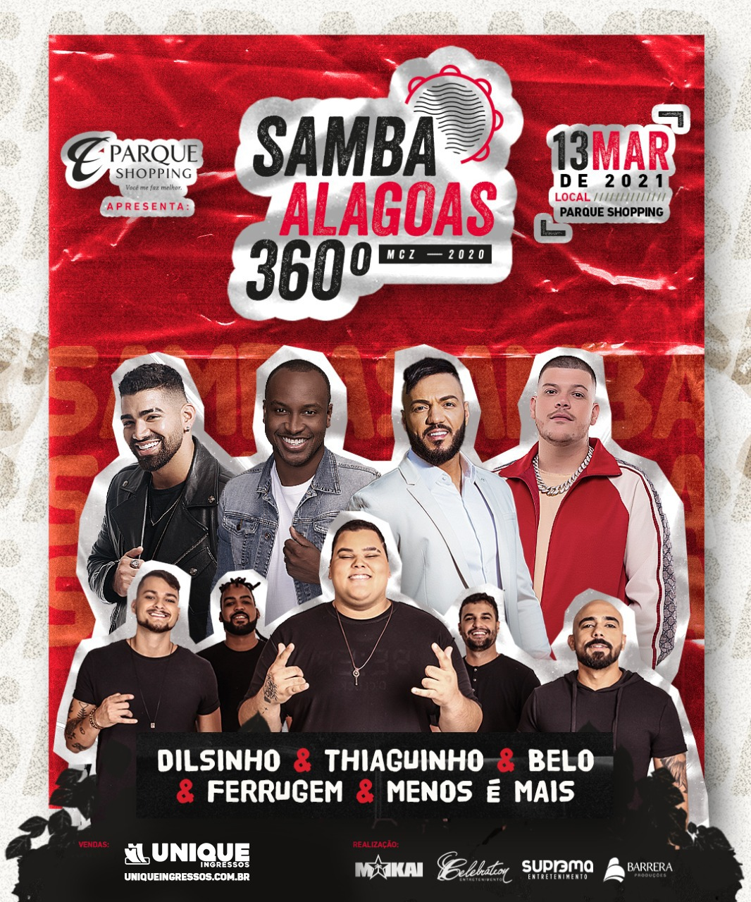 SAMBA ALAGOAS 360